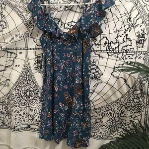Two rue21 flowy dress bundle